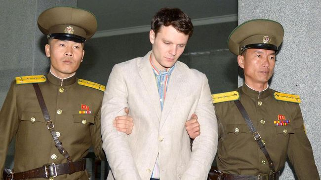 Mahasiswa AS yang Dievakuasi dari Korea Utara Meninggal