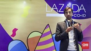 Lazada Belum Ingin Miliki Toko Fisik di Indonesia