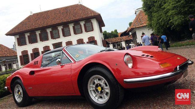 Ferrari Dino, Ungkapan Cinta Enzo Ferrari Pada Sang Anak