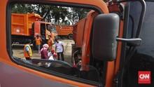 16 Truk Sampah DKI Ditolak Masuk Bekasi karena Langgar Aturan