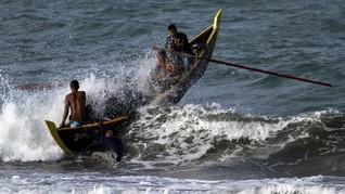 Perahu Terbalik di Jember, Lima Tewas Tujuh Hilang