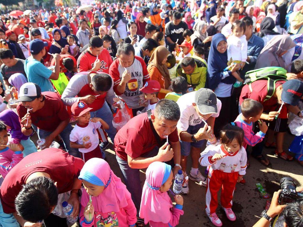 Acara yang diadakan oleh Formula itu digelar di Sukabumi, Jawa Barat. Pool/dok. Formula.