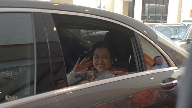 Anak Risma Ikut Pertemuan di Rumah Megawati