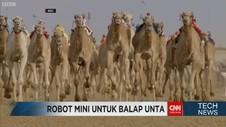 Balap Unta Dubai Gunakan Robot sebagai Joki