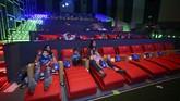 <p>Dengan ruangan yang dirancang membuat anak-anak nyaman, diharapkan dapat menambah waktu bersama keluarga sembari menonton film pilihan khusus keluarga. (REUTERS/Mike Blake)</p>