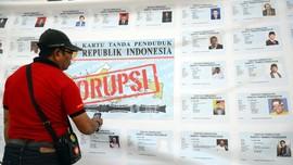 Cermin Retak Pemberantasan Korupsi di Genggaman Jokowi
