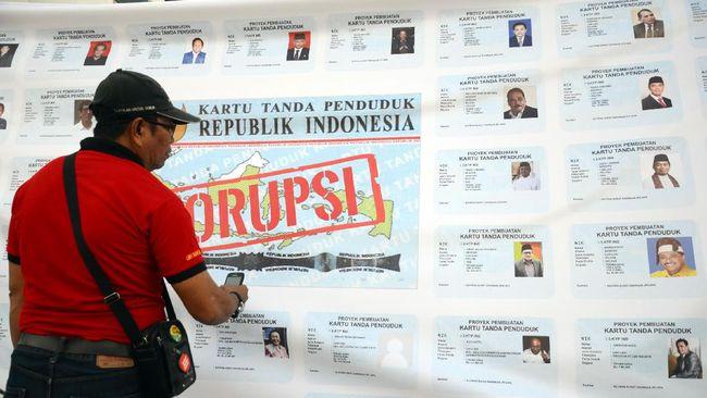Ditjen Pajak Sesalkan Kasus Korupsi Bancakan Duit e-KTP