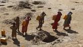 Kekeringan parah melanda negeri yang berada di bagian timur Afrika ini. (REUTERS/Feisal Omar/File Photo)