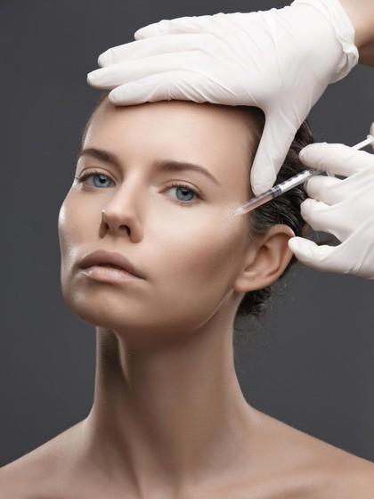 Hiii.. Tren Botox Kini Disuntikkan di Kepala