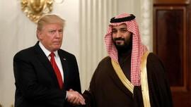 Trump Tak Puas dengan Penanganan Saudi di Kasus Khashoggi