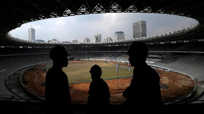 Pembangunan Arena Belum Selesai, Test Event Asian Games Molor