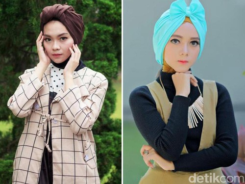 5 Peserta Sunsilk Hijab Hunt 2017 yang Stylish Berhijab Turban