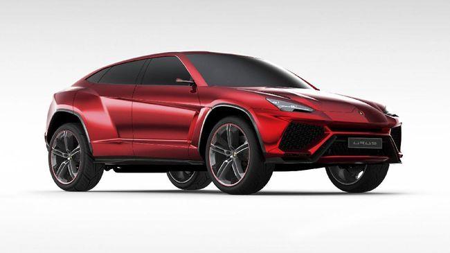 Ikut Buat SUV, Lamborghini Tak Takut Rusak <i>Image</i>