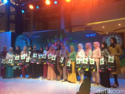 20 Peserta yang Lolos Audisi Sunsilk Hijab Hunt 2017 Yogyakarta Tahap 2