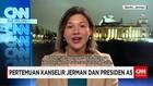 Pertemuan Kanselir Jerman dan Presiden AS