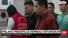 Pelaku Pedofilia Kembali Ditangkap