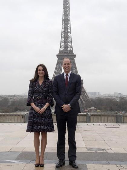 Foto: Tebar Pesona di Paris, Ini 5 Gaya Terbaik Kate Middleton