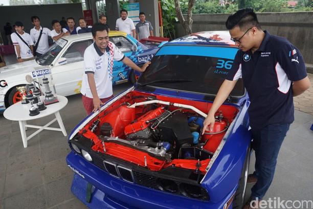 BMW E30 Ikuti Kompetisi ISSOM