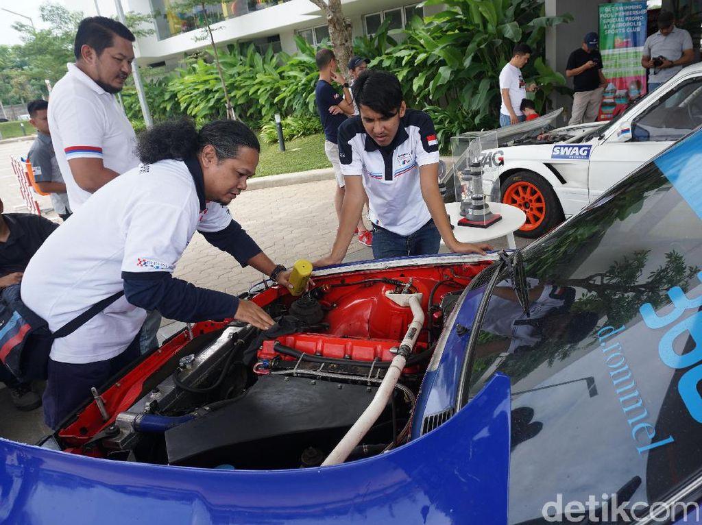 BMW E30 Register sendiri merupakan satu-satunya tim balap yang mengatasnamakan Club. Bukan dari perorangan ataupun dari BMW.