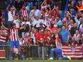 Atletico Madrid Harap Bantuan Vicente Calderon