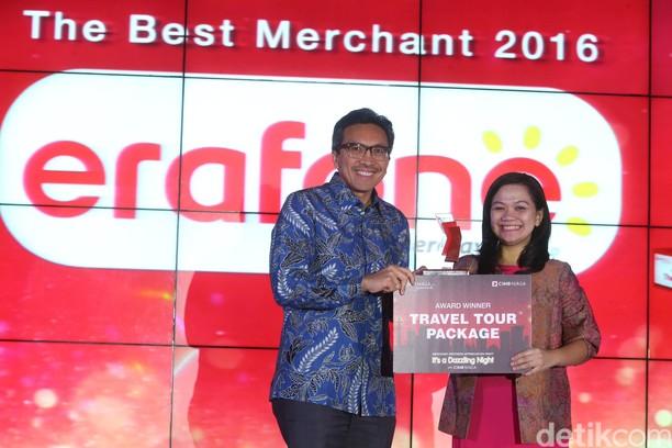 CIMB Niaga Berikan Apresiasi Kepada Merchants Partners
