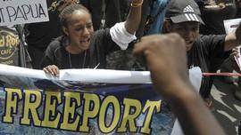 Freeport Disebut Langgar UU Sistem Jaminan Sosial Nasional