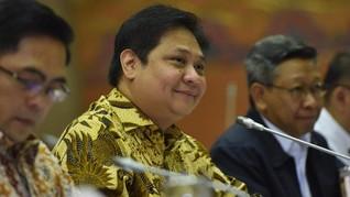 'Nasib' Airlangga di Kabinet dan Citra Jokowi