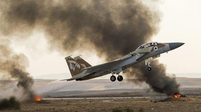 Disalahkan Soal Penembakan Jet, Israel Beri Penjelasan