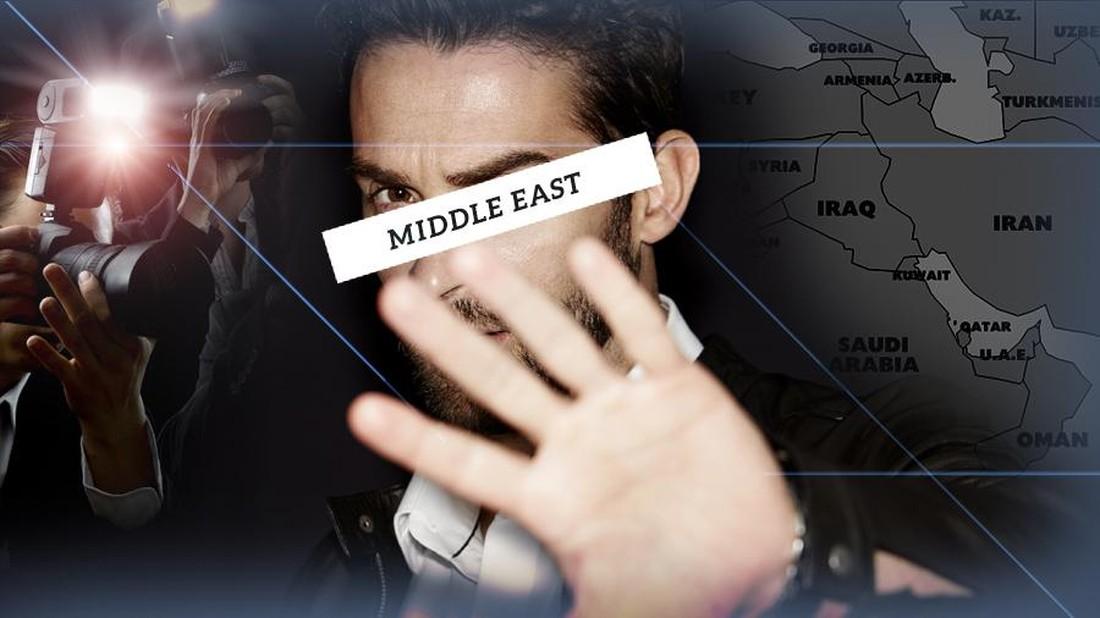 Pesona Artis Berdarah Timur Tengah