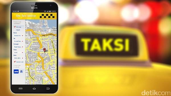 Revisi Aturan Taksi Online Berlaku 1 Februari 2018
