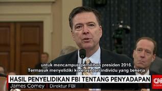 Hasil Penyelidikan FBI Tentang Penyadapan