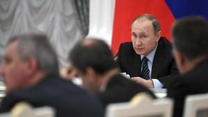 Kartu Identitas Putin saat Jadi Mata-mata Ditemukan di Jerman