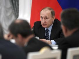Menang Pemilu, Putin Jadi Presiden Rusia 6 Tahun ke Depan
