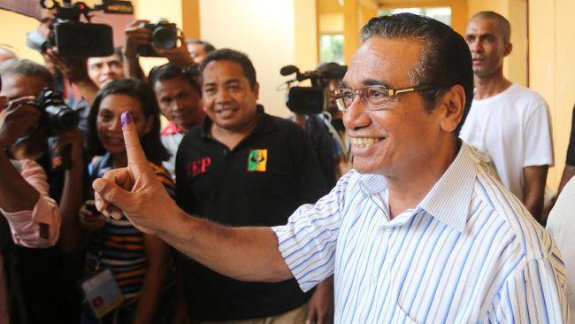 Guterres, Eks-Gerilyawan yang Jadi Presiden Timor Leste
