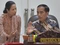Jokowi 'Sentil' Rini dan Jonan Karena Impor Migas Tinggi