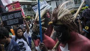 Demo Freeport Berbuntut Desakan Papua Hengkang dari Indonesia