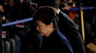 Korsel Tambah Hukuman Eks-presiden Park Delapan Tahun Penjara