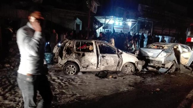 Terdesak di Mosul, ISIS Bom Baghdad dan Tewaskan 23 Orang