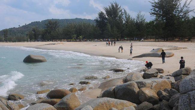 Belitung Menuju UNESCO Global Geopark