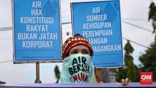 Dibatalkan MK pada 2015, DPR Baru Sahkan UU Sumber Daya Air