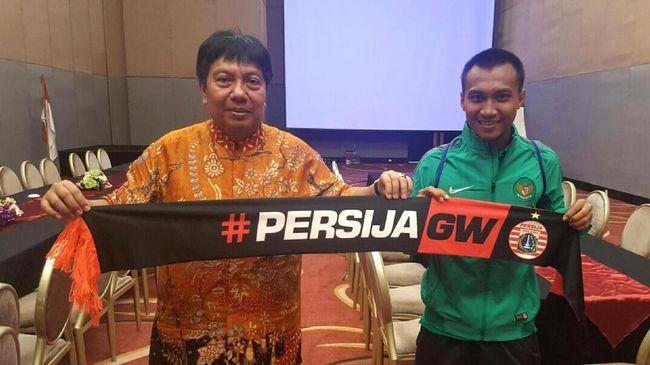 Persija Resmi Rekrut Muhammad Hargianto
