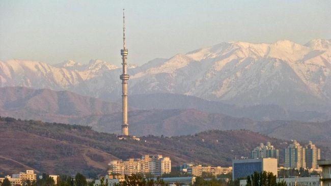 Almaty, Kota dengan Biaya Hidup Paling Murah di Dunia
