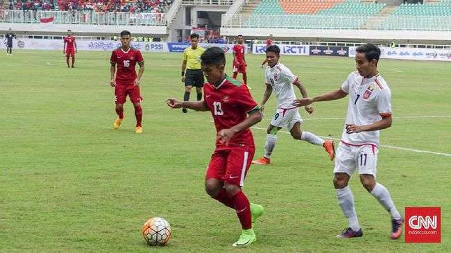 Atep Doakan Febri Bikin Lawan 'Patah Pinggang' di Piala AFF