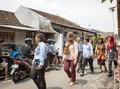 Kunjungi Yogyakarta, Istri Bill Gates Puji Indonesia