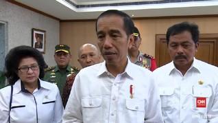 Jokowi Sebut RI Berpotensi Ekspor Gerbong LRT