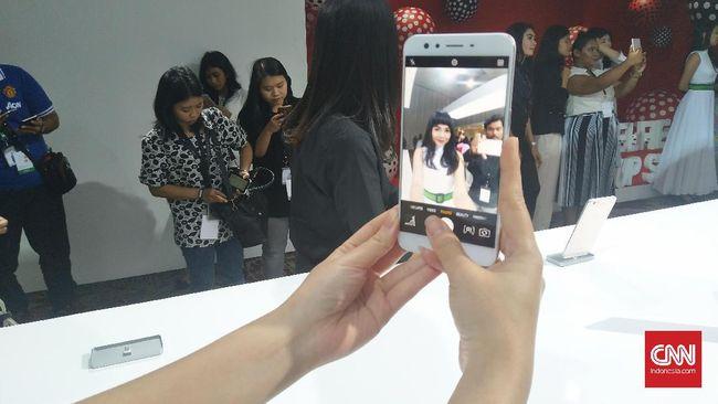 Oppo Tak mau Sekedar Jualan <i>Selfie</i> di 2019