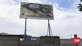 Pembangunan Stadion 'Old Trafford' Tak Masuk RAPBD DKI 2018