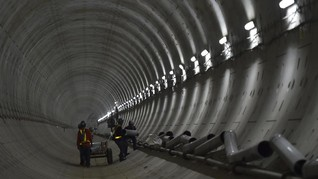 JICA Siap Danai Proyek MRT Lagi