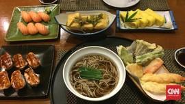 Menyusur Jejak Restoran Jepang Pertama di Jakarta