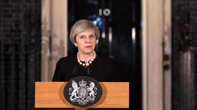 Sebelum Mundur, PM May Harap Brexit Tetap Dengan Kesepakatan